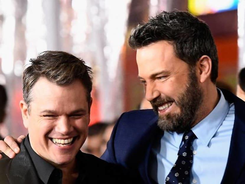 Matt Damon 'so happy' for good friend Ben Affleck following Bennifer reunion