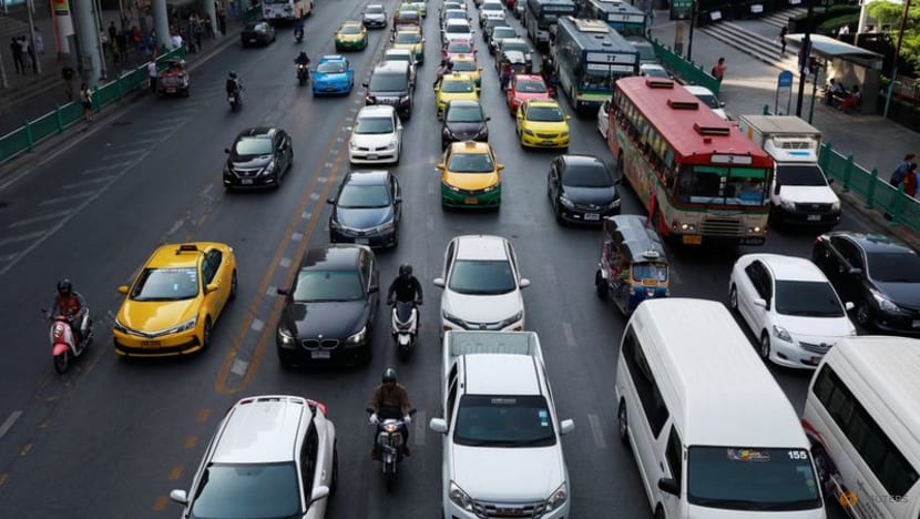 Thai car sales slump to 15-month low in Aug on outbreak curbs