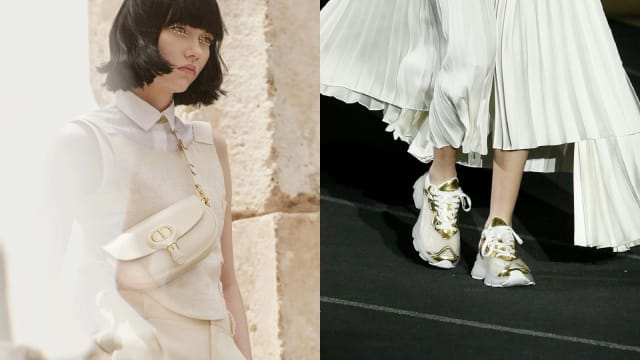 Dior 2022早春度假系列6大亮点 新包款引热议