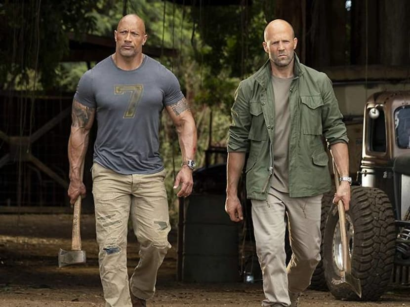 Fast & Furious' Hobbs & Shaw tops worldwide box office with S$248m debut