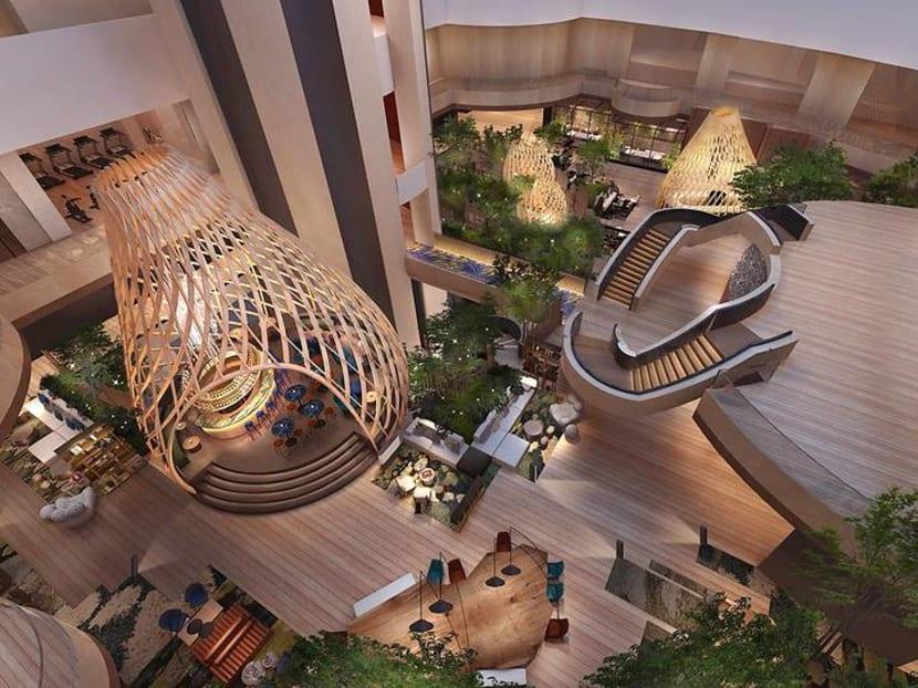 Marina Mandarin to be renovated, renamed Parkroyal Collection Marina Bay