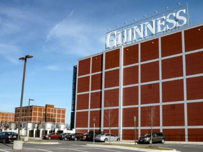 Guinness maker Diageo pledges 8 million bottles of sanitiser for healthcare workers