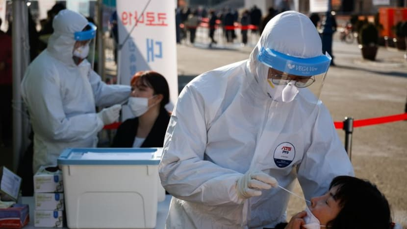 South Korea's president under fire for vaccine plans as COVID-19 cases surge
