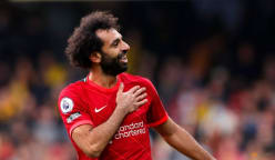 Football: Sublime Salah steers Liverpool to 5-0 win over woeful Watford