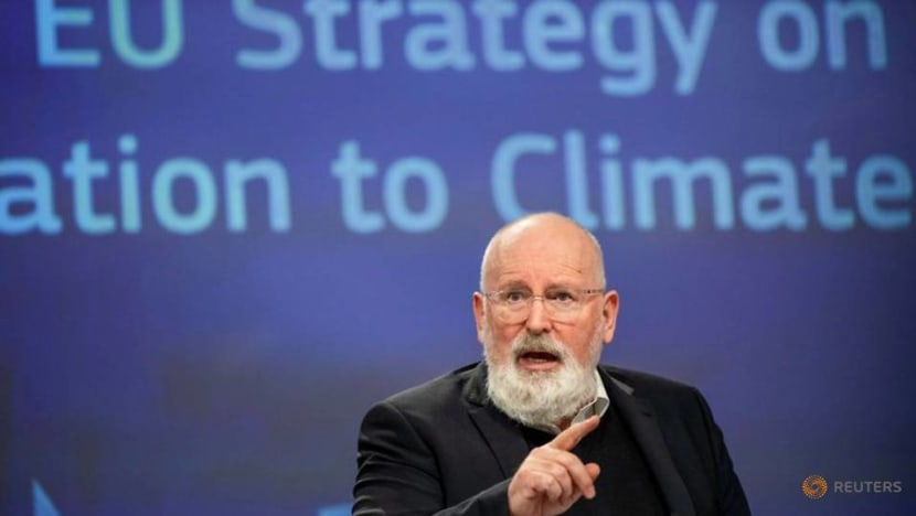 One year on from EU climate law, Brussels defends emissions plan