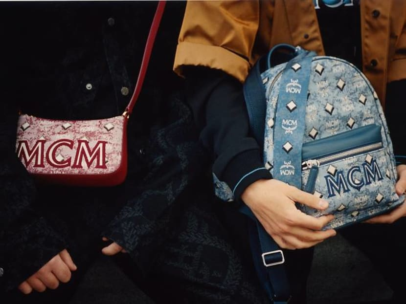 Remember 90s cult fashion label MCM? Well, it now has a new monogram