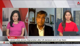 Asia First Encore - S1: CNA+: Insight looks at the return of Taliban