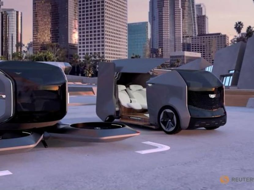 Flying cars, pet robots: All the cool tech that caught our eye at CES 2021