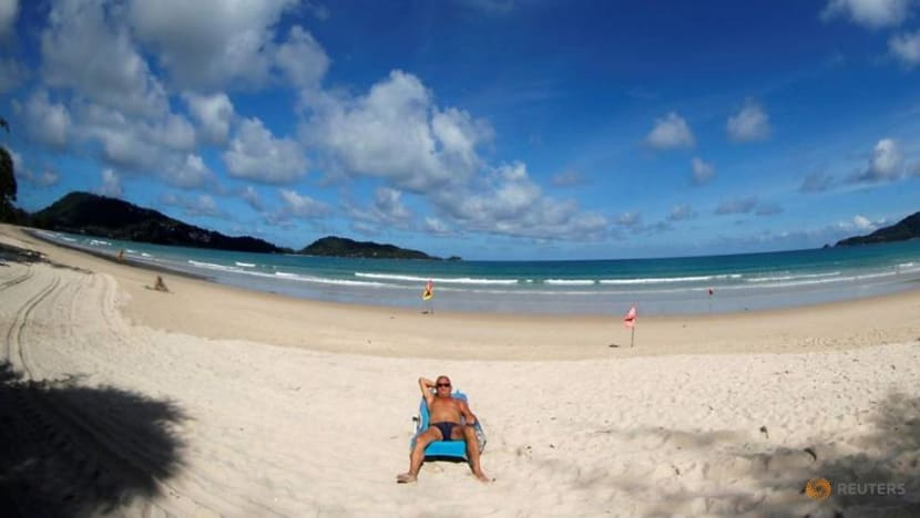 As Thai tourist island Phuket reopens, small businesses say left behind