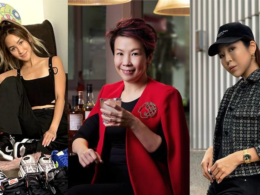 Not just for men: Female collectors with a passion for sneakers, watches, whisky