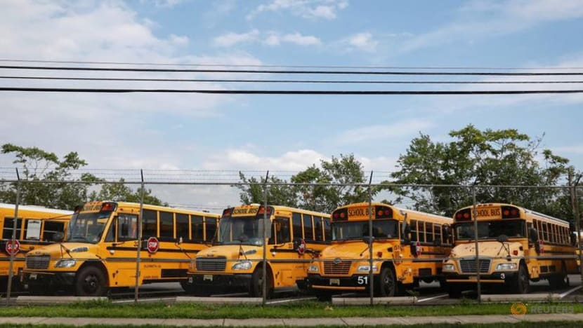 COVID-19 forces some US schools to close, as new cases remain high in most states