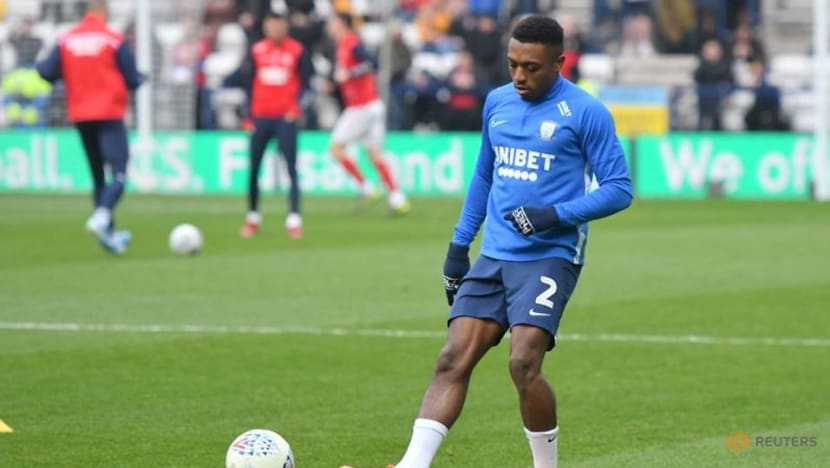 Football: Preston's Fisher banned for three games for groin grab