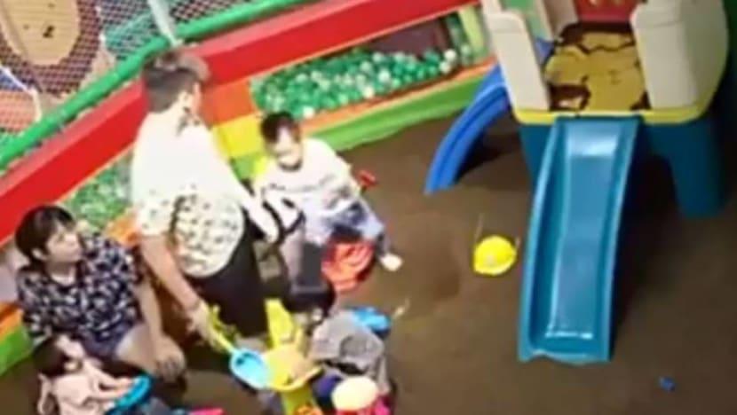 Man jailed for hitting autistic 5-year-old boy at Yishun indoor playground