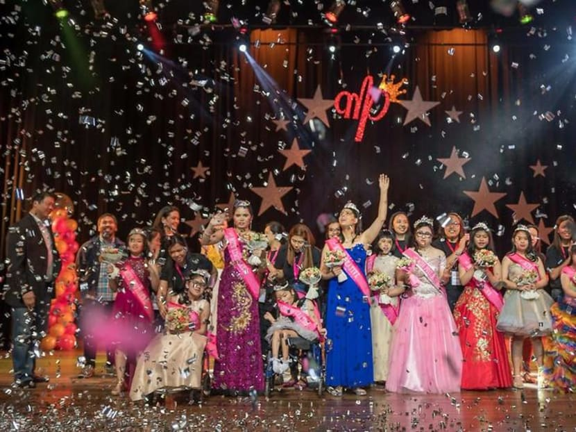 Presenting Miss Possibilities, a special beauty pageant for special people