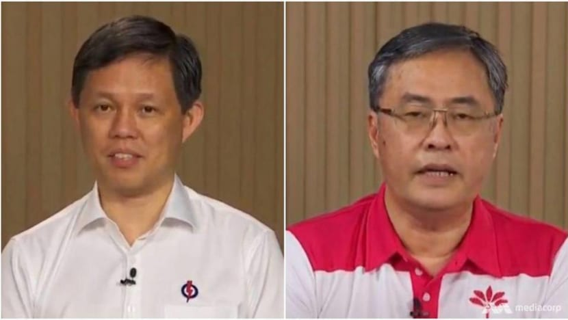 GE2020: In Tanjong Pagar broadcast, PAP sketches out a 'home with heart'; PSP calls for 'systemic reform'