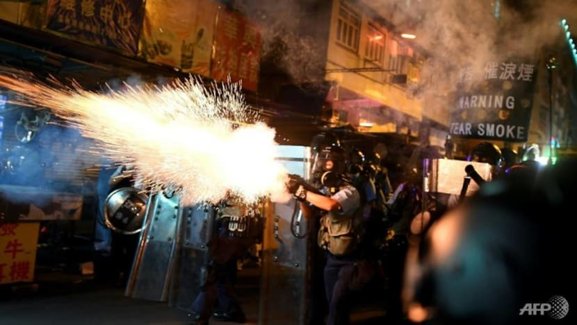 Hong Kong unveils US$2.4 billion economic support package as protests weigh