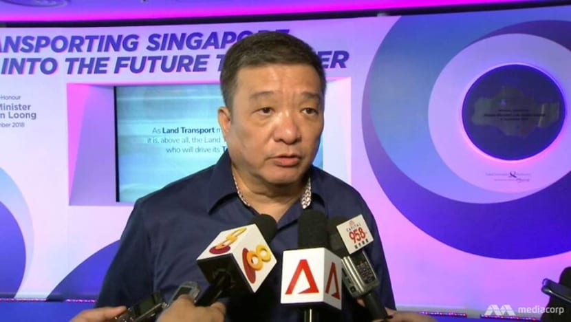 'Fashionable' for young adults in Singapore not to own a car: Sitoh Yih Pin