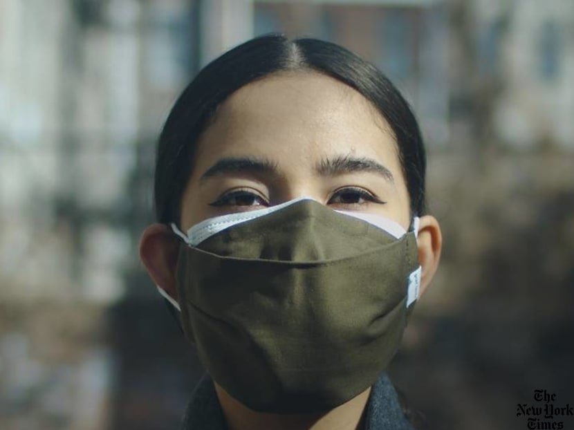 Double masking can get tricky. Here's an easy way to do it right