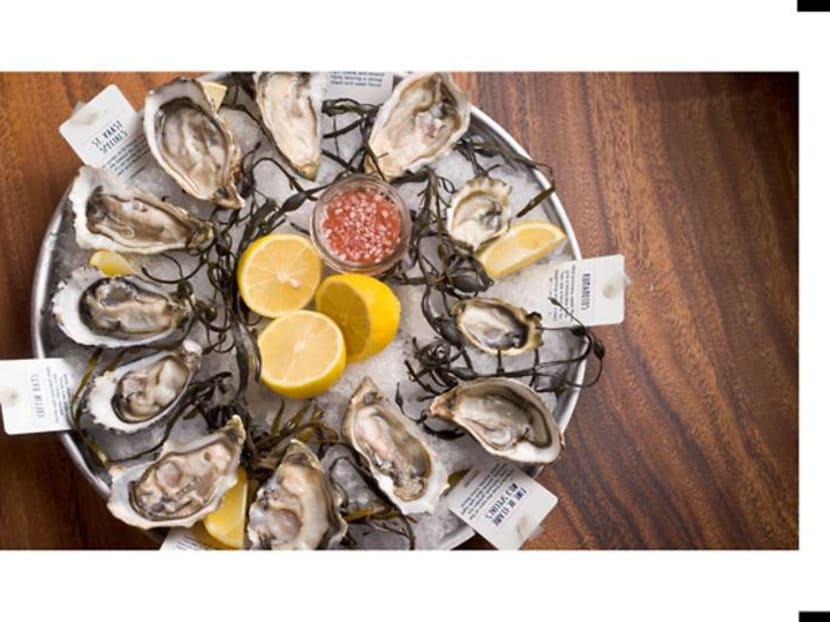 Oyster fans: Feast on 28 different types at this year's World Oyster Festival