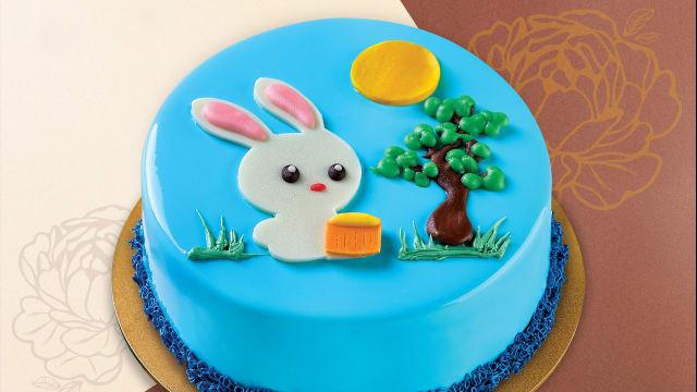 兔子也爱吃月饼?PrimaDéli推出超可爱中秋主题蛋糕