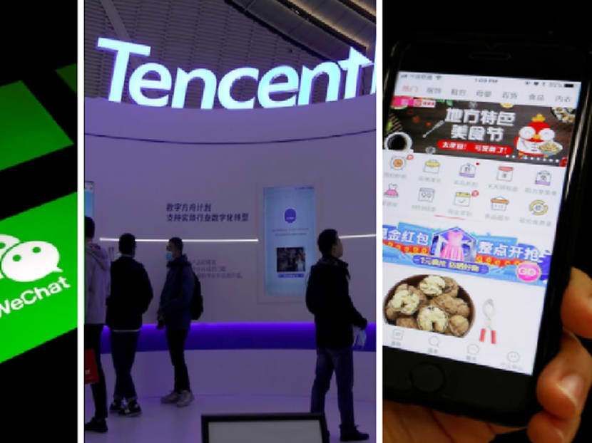 Commentary: How Tencent, that other Chinese Big Tech giant, is beating a path to a trillion dollars