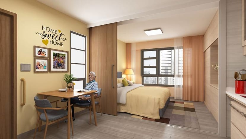 New flats for the elderly to be launched in February BTO exercise, with subscription to care services
