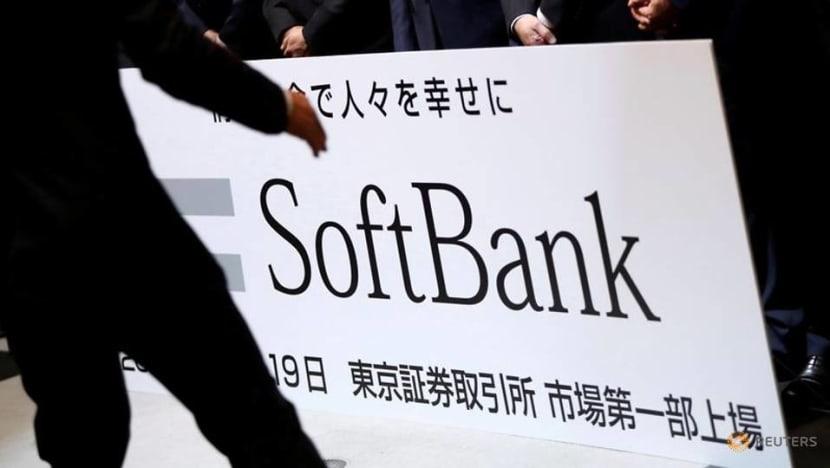 SoftBank CEO Son's pay fell by half last year