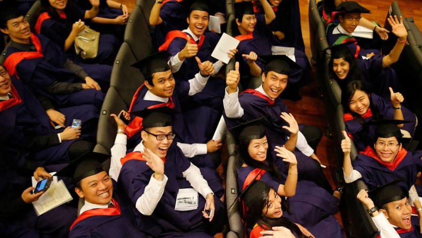 Commentary: Let's stop overstating the value of a university degree beyond your first job
