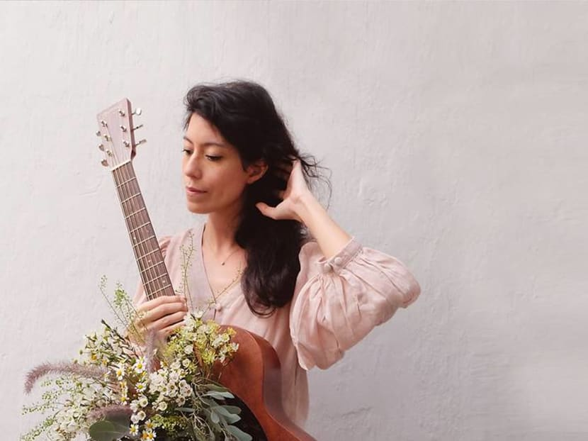 Creative Capital: This French-Javanese florist and singer calls Singapore home