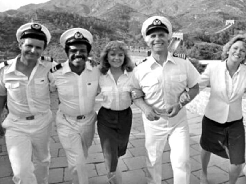 Veteran actor Gavin MacLeod of The Love Boat fame dies at 90