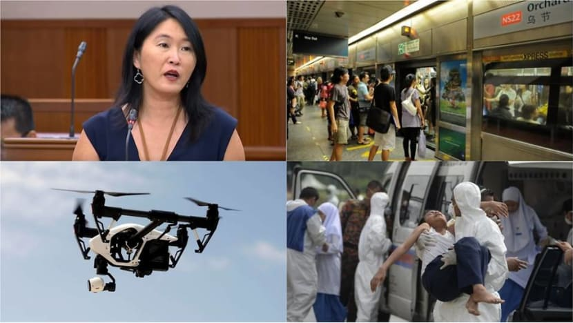 MPs in accidents, public transport fares, drones: 7 things we learnt in Parliament