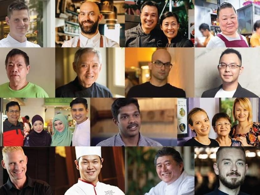 20 of Singapore's top restaurants to provide 2,000 meals to the needy