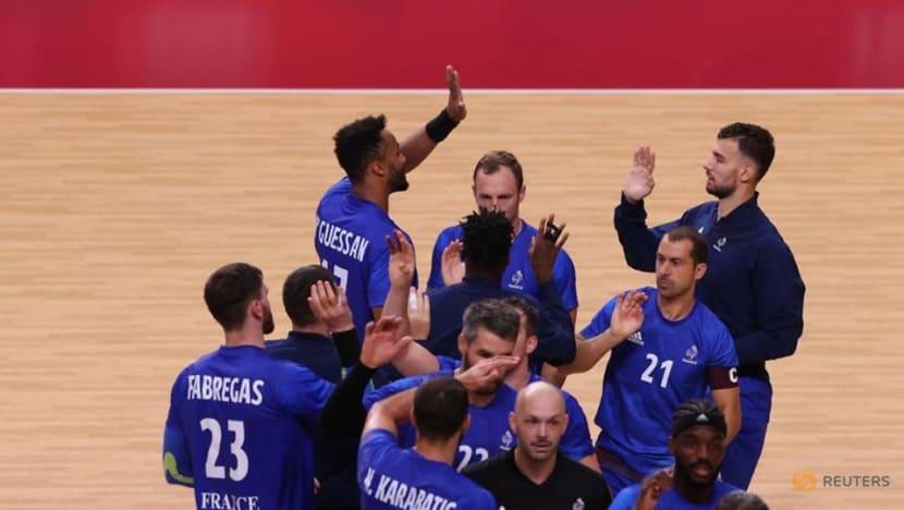 Handball: France, Denmark stay unbeaten, Egypt reach quarter-finals