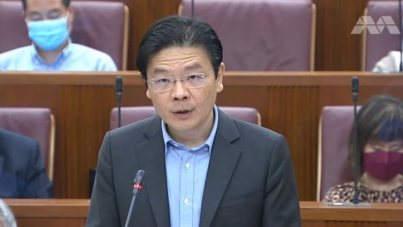 PSP's 'anti-foreigner' rhetoric deepens fault lines, says Lawrence Wong as Leong Mun Wai denies 'racist' accusations