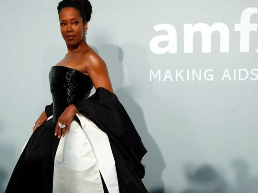Smaller, glitzy amfAR gala for AIDS research back at Cannes