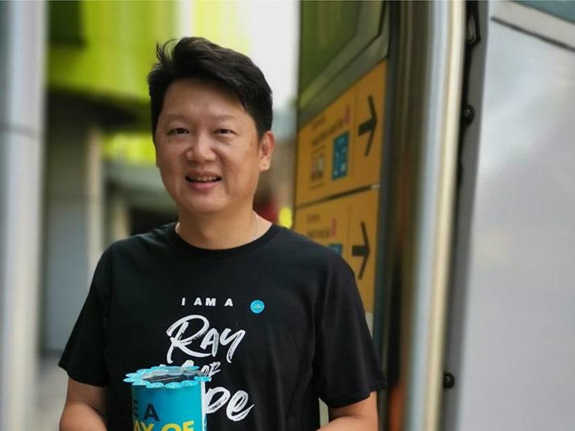 This Singaporean businessman believes philanthropy should be more inclusive