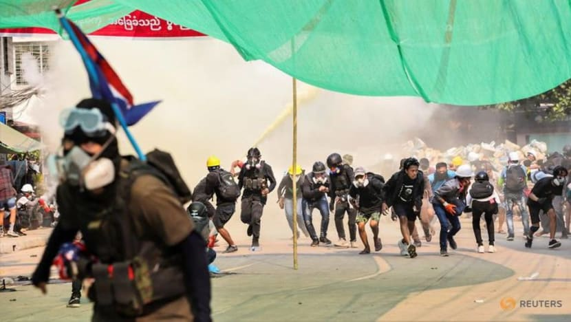 Myanmar faces growing isolation as military tightens grip
