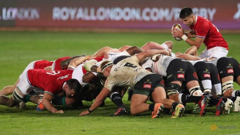 Rugby-Half of elite players showed changes in brain volume - concussion study