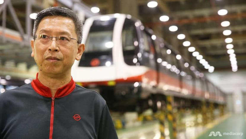 'We'll take care of our staff': SMRT CEO, after employee injured during track maintenance work