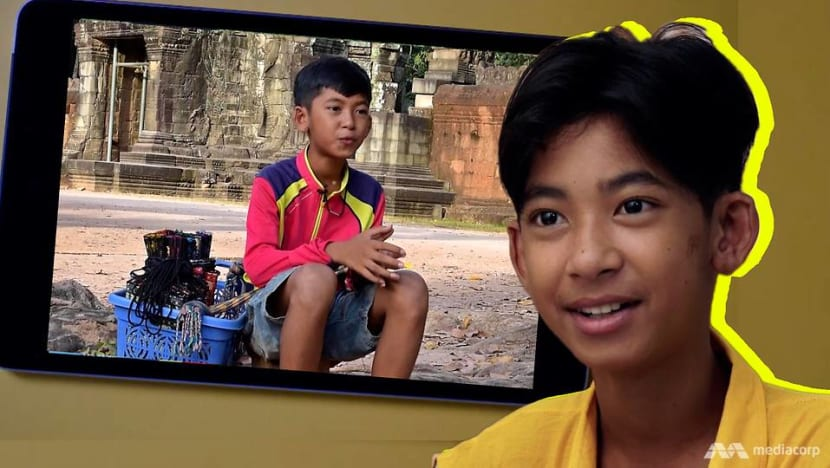 From poverty to fulfilling the impossible: Life for Cambodian boy linguist after viral fame