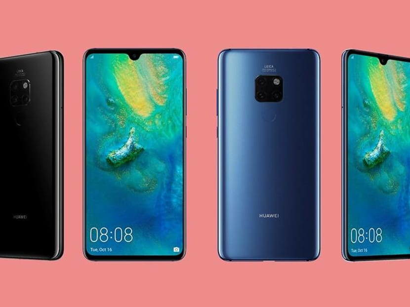 New Huawei Mate 20, Mate 20 Pro smartphones to land in Singapore in October