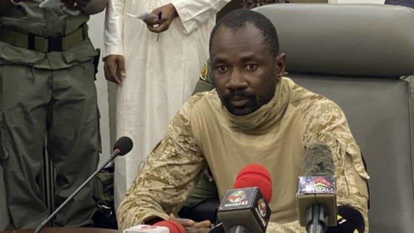Go back to work, Malians told, as colonel Goita declares himself junta head