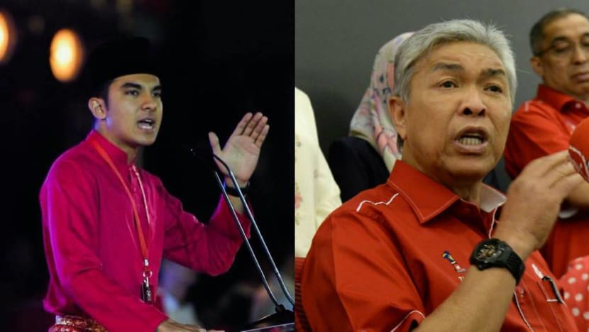 'How about God's wrath on the corrupted?' Syed Saddiq on Zahid's LGBT remark
