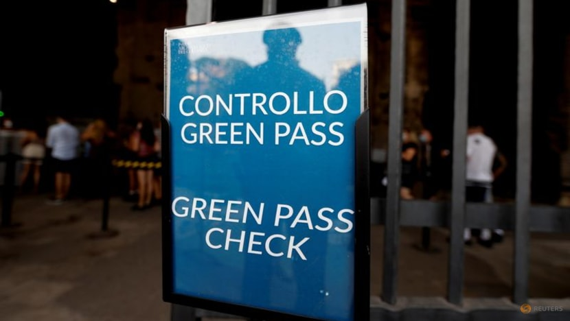Italy readies law to make COVID-19 health pass mandatory for all workers