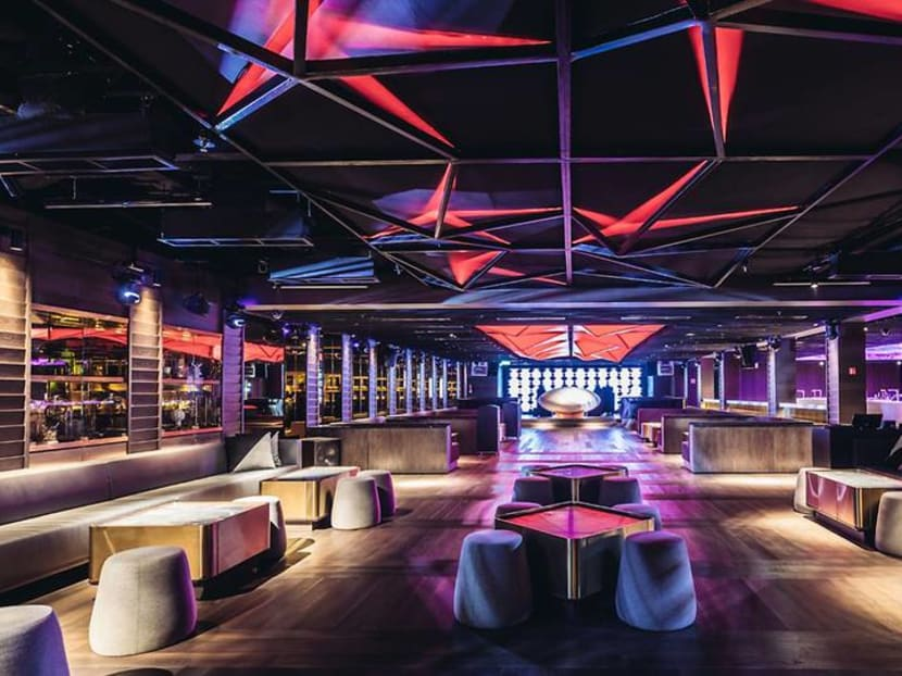 Is dining the new clubbing? What's it like to go to Zouk to eat and not party