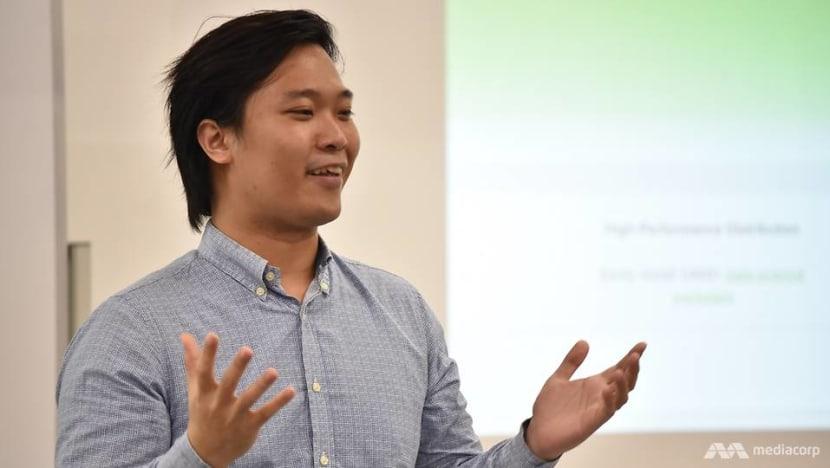 No degree - but for this Singaporean entrepreneur, it doesn't define success