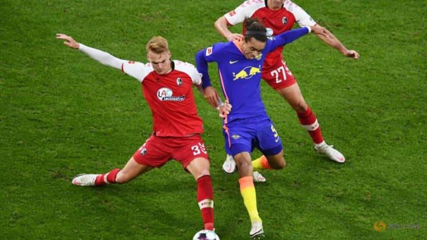 Leipzig outclass Freiburg to maintain perfect home record