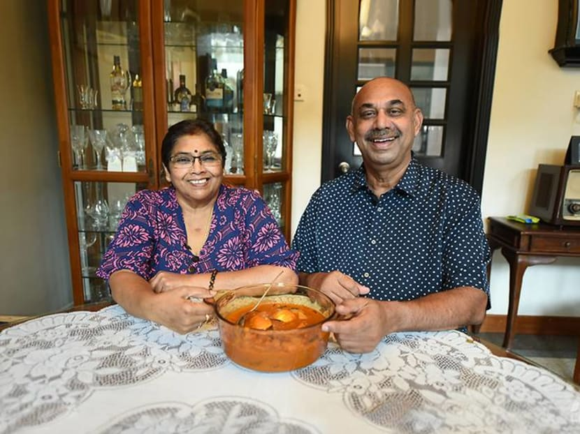 Curry Favours: Ikan bilis is the star in this homemade South Indian dish