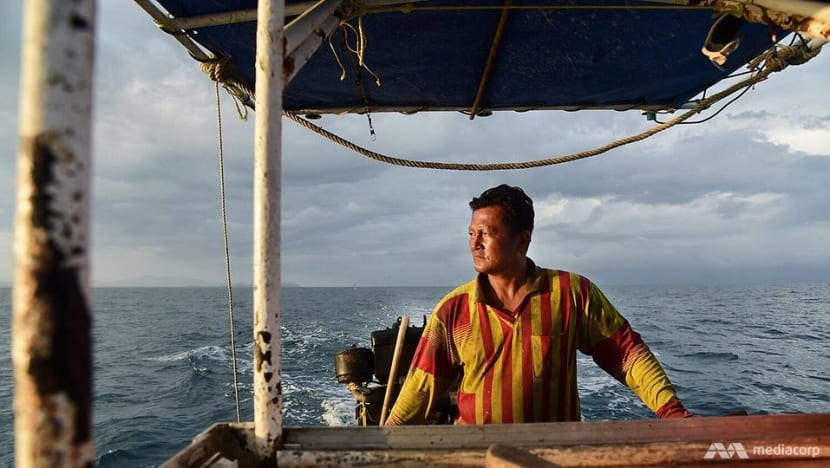 Asia's Toughest Jobs: The Thai fisherman sailing against tide of larger trawlers, dwindling supply