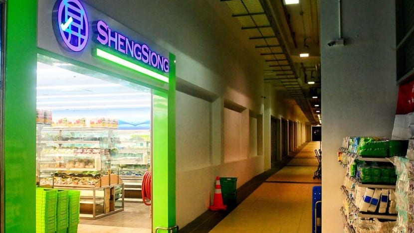 Employee at Sheng Siong outlet in Bukit Batok positive for COVID-19; all staff members to be swabbed
